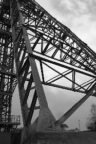 Förderturm von Zeche Zollern, Dortmund
