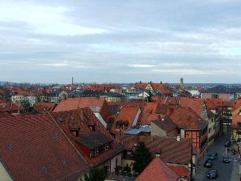 Bamberg - Stadt der roten Dächer