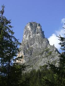 Berg in der Nähe der Bicas-Klamm in Rumänien