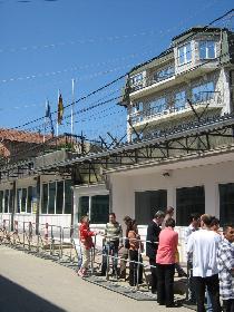 Deutsche Büro in Prishtinë