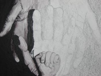 Hände...unfertig