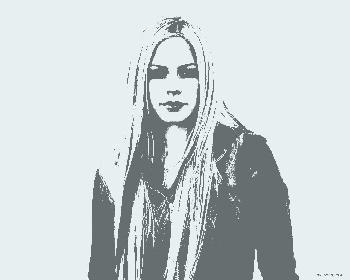 Avril Lavigne BG_Light