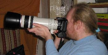 WIMPy und seine Camera