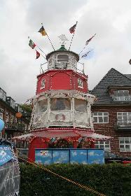 Backfischbude (Flensburger Hafenfest Sonwik)