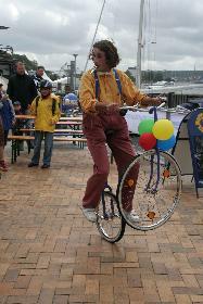 Clown (Flensburger Hafenfest Sonwik)