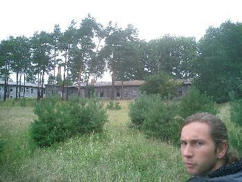 #12 ... erreichten wir letztendlich doch unser Ziel: Die alte Kaserne