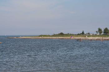 Langballig Au - Strand