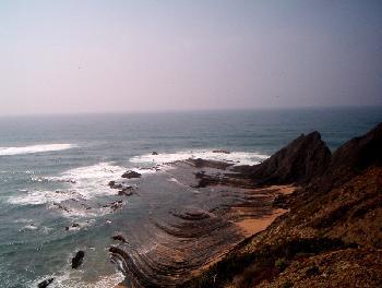 Küste bei Amoreira - 01