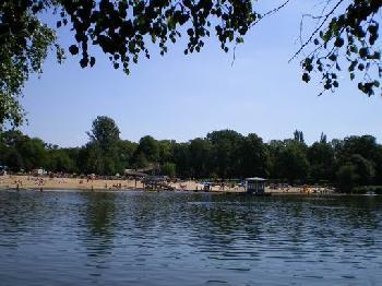 Sommer `07, Orankesee