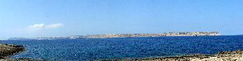 Gozo und Comino (Panorama)