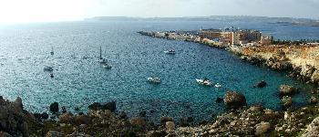 Paradise Bay (Panorama)