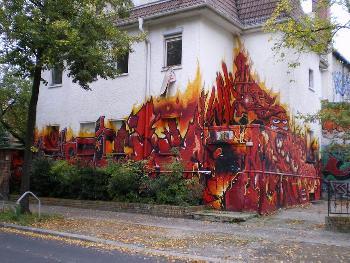 Graffiti_Protest