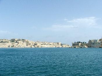 Kleiner Ausblick aus dem Grand Harbour