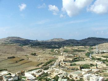 Gozo, die grüne Insel
