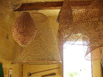 Fischernetze, Folkloremuseum Victoria