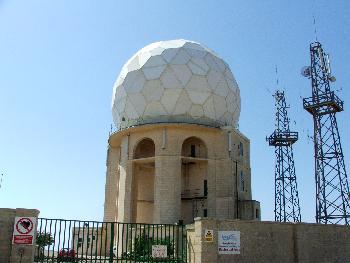Dingli Radar, zivile Radaranlage der Flugsicherung