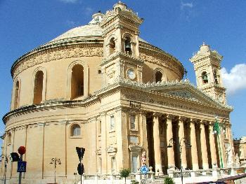 Rotunda Santa Marija Assunta, Mosta