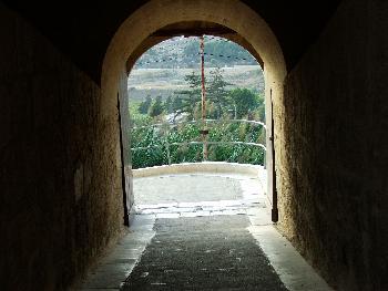 So dick sind die Mauern in Mdina...