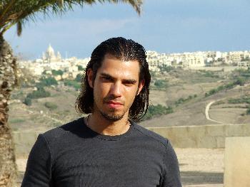 Bei Hagar Qim, im Hg. undefinierte Stadt auf Gozo