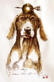 Hommage a Willhelm Tells Hund 03