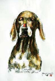Hommage a Willhelm Tells Hund 01