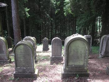 Flight_of_Ikarus: Jüdischer Friedhof