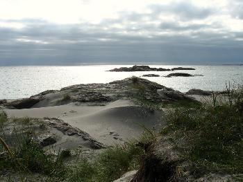 Strand  bei Lista II