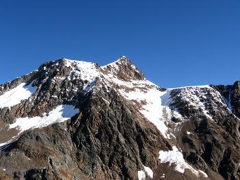 Wildspitze - der höchste Nordtiroler war da noch eine Nummer zu groß