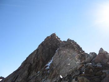 Kletterei im Sonnenschein - was will man mehr?