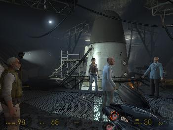 Familientreffen im Raketensilo