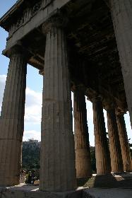 Hephaistos Tempel - Athen