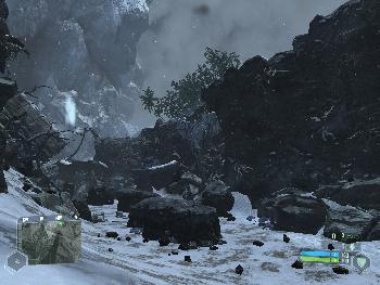 9. Eiswelt - Insel tiefgefroren