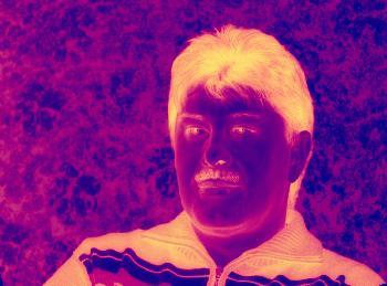 Wärmebildkamera Effekt