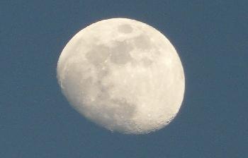 The Moon ...