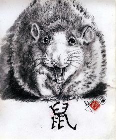 shü Die chinesische Ratte , Prinzip Jang