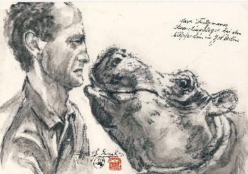 Uwe Fritzmann aus dem Zoo Berlin