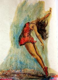 Tänzer 26 Tanz ist Bewegung