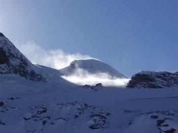 Winterimpressionen aus Saas Fee 07