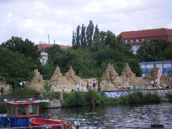 Sandsation `08, Berlin