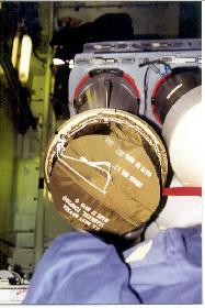 Torpedo für den Hubschrauber