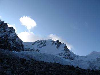 Der Gran Paradiso (4061 m ü. NN)