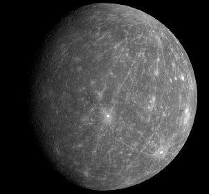 Merkur ein Himmelskörper...
