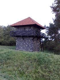 Römerturm Rekonstuktion Pohlheim