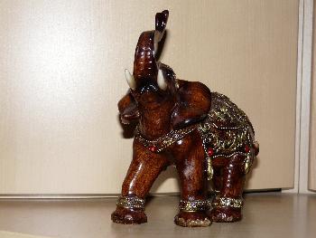 Mein Lieblingselefant aus meiner Sammlung ..