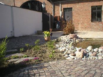 Gartenlandschaft v. Baumhacki