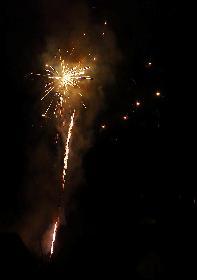 Happy New Year 2009 |  (ohne Stativ aufgenommen)