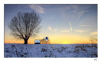 Winter am  km 717 (Rhein)
