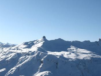 Der Spitzmeilen (2501 m)