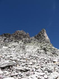 Aufsteig zum Groß Chärpf (2794 m)