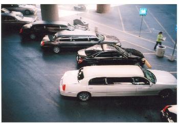 Die Autos der Reichen und Schönen in Las Vegas